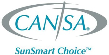 New CANSA SunSmart Seal logo