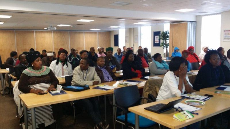 CANSA Cape Metro Hosts No Tobacco Workshop With Traditional