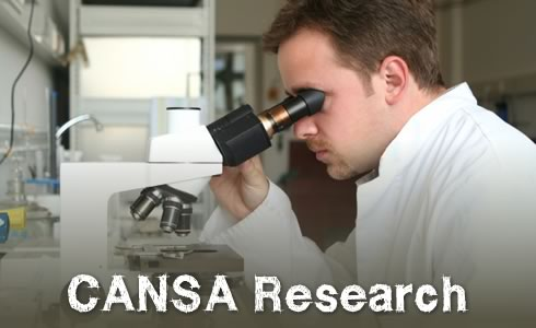 CANSA Research - Striving to reduce cancer risk