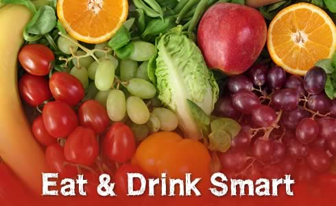 Eat and Drink Smart