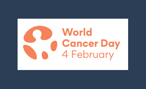 World Cancer Day - 4 Feb
