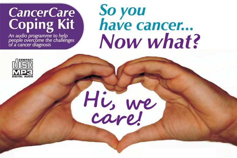 CancerCare Coping Kit