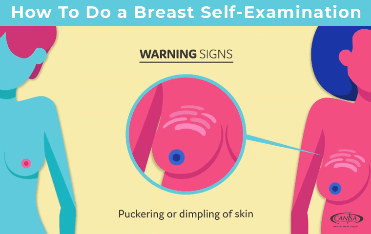 How To Do a Breast Self-Examination (BSE)