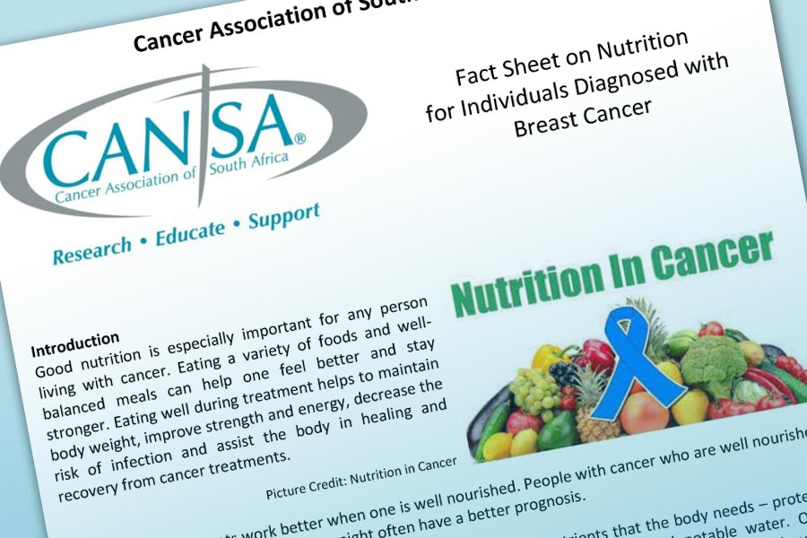 Cancer Fact Sheets