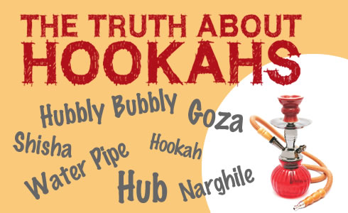 Know the truth about Hookah