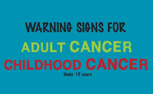 Cancer Warning Signs