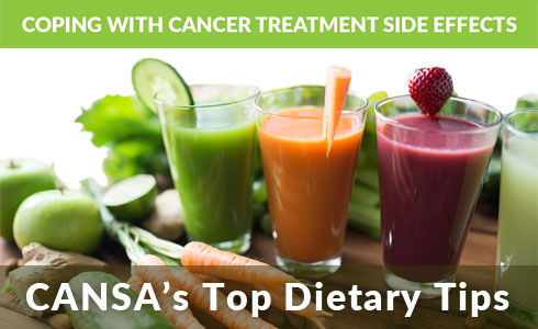 CANSA's Top Dietary Tips
