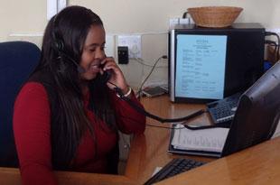 Toll Free Call Centre